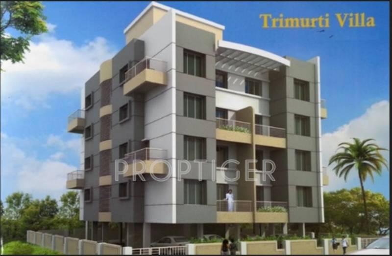 Images for Elevation of SP Trimurti Villa