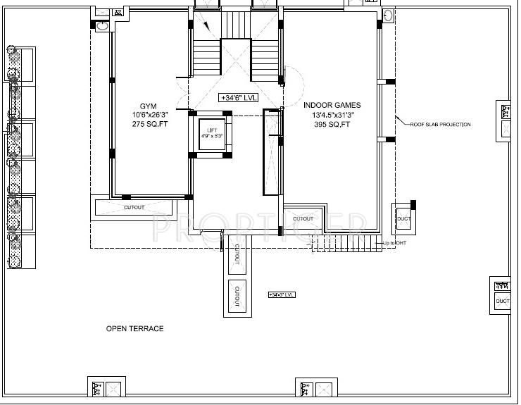 Images for Cluster Plan of VJS Casa Abri