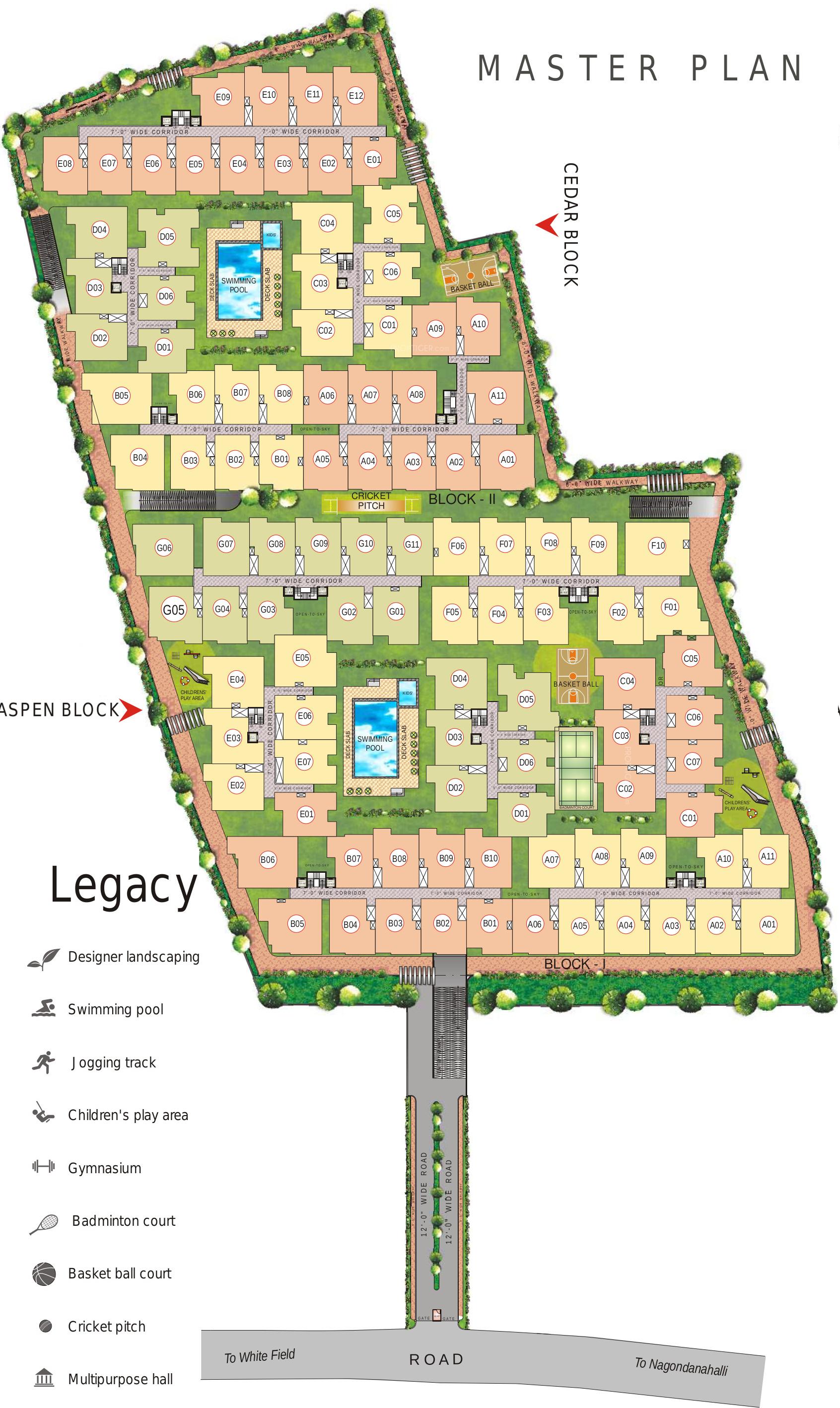 Bm Magnolia Park In Whitefield Hope Farm Junction Bangalore Price Location Map Floor Plan