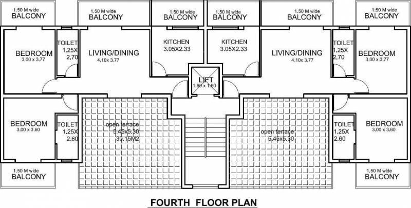 Images for Cluster Plan of Emerald Sangolda Residency