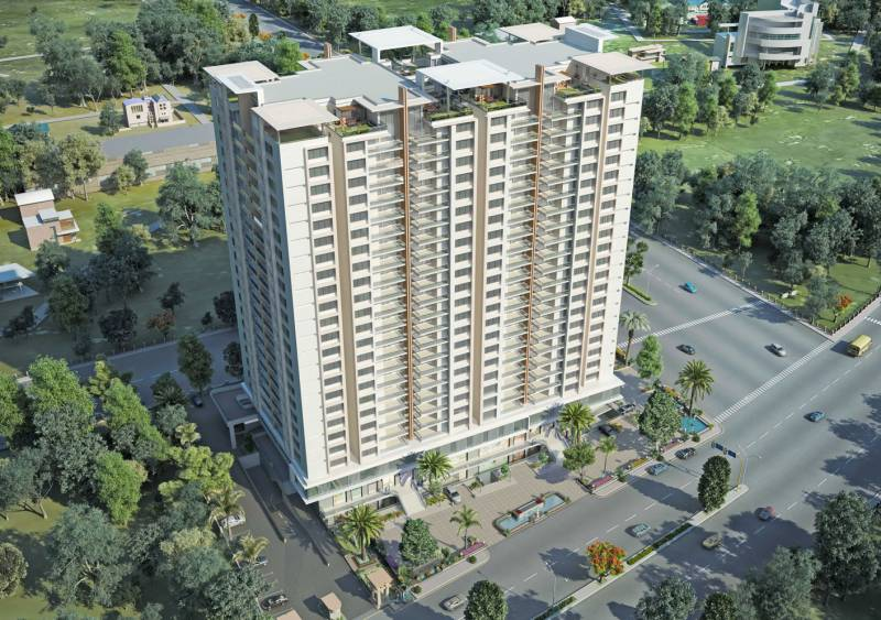 Images for Elevation of Adarsh Sky Terraces