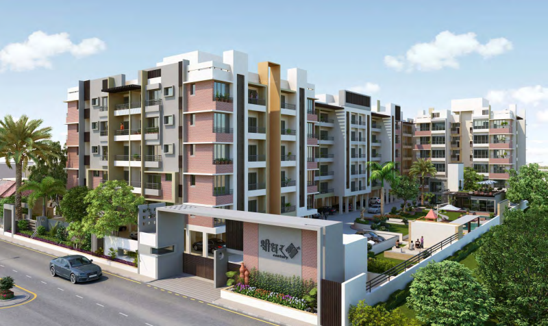 Images for Elevation of Mahidhar Shreedhar Century