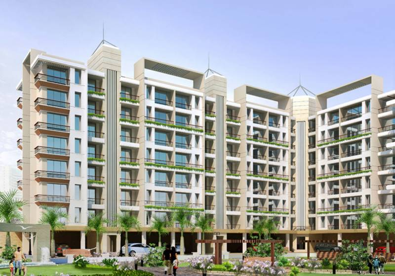 Images for Elevation of Siddhivinayak Homes Tulsi Sanidhya