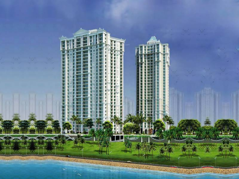 Images for Elevation of Hiranandani Amalfi