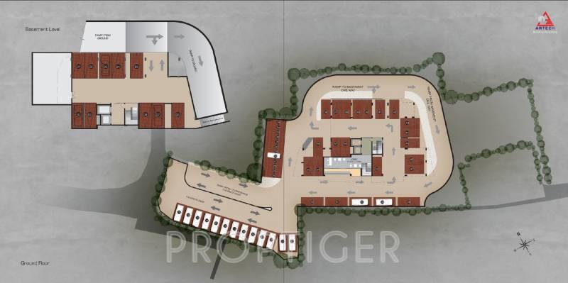 Images for Cluster Plan of Artech Avantika