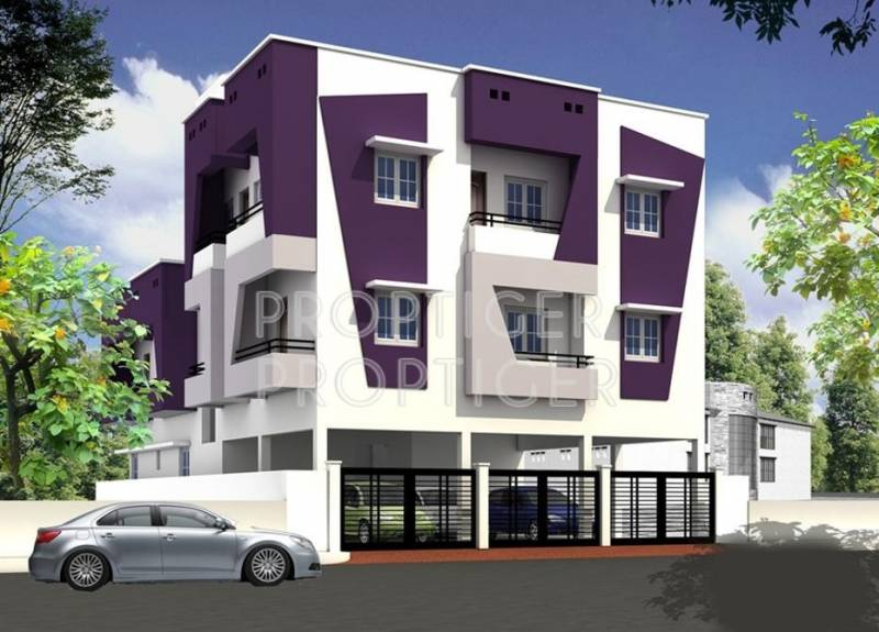 Images for Elevation of Vijay Sri Sai Villa