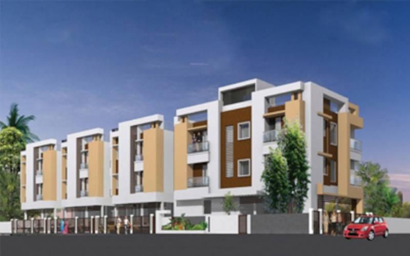 priyam-apartments Elevation