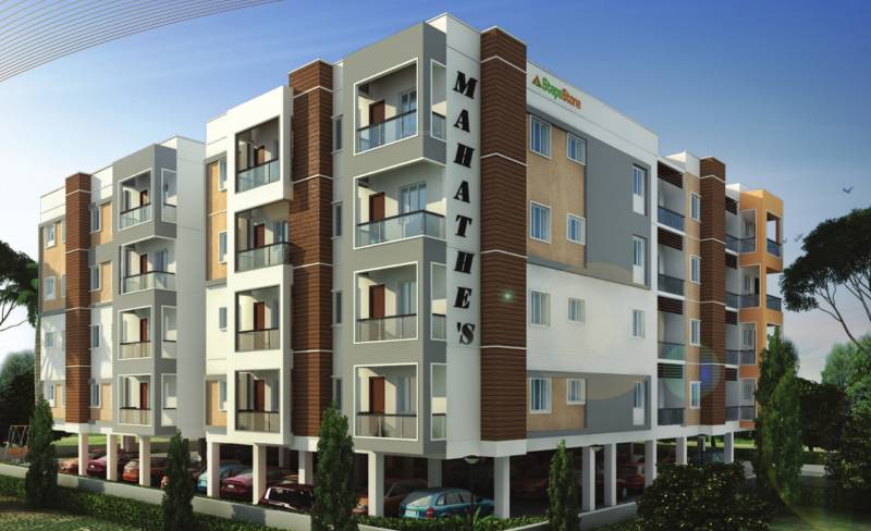 Images for Elevation of Steps Stone Mahathes