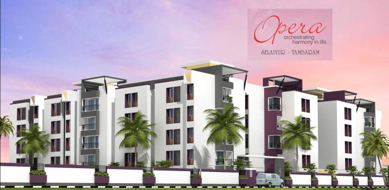 Images for Elevation of Sanjay Opera