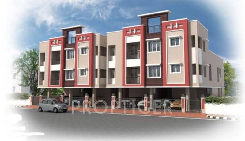 Images for Elevation of Arrummula Saravana Enclave