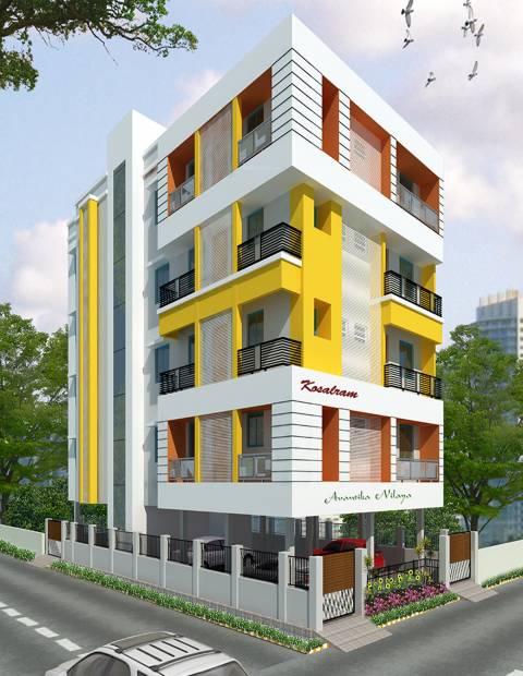 Images for Elevation of Kosalram Avantika Nilaya