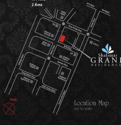 grand Location Plan