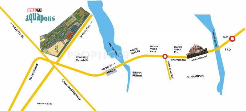 Images for Location Plan of Adwik La Casa