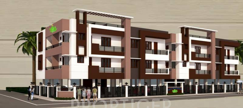 Images for Elevation of SPE Ansika Apartment