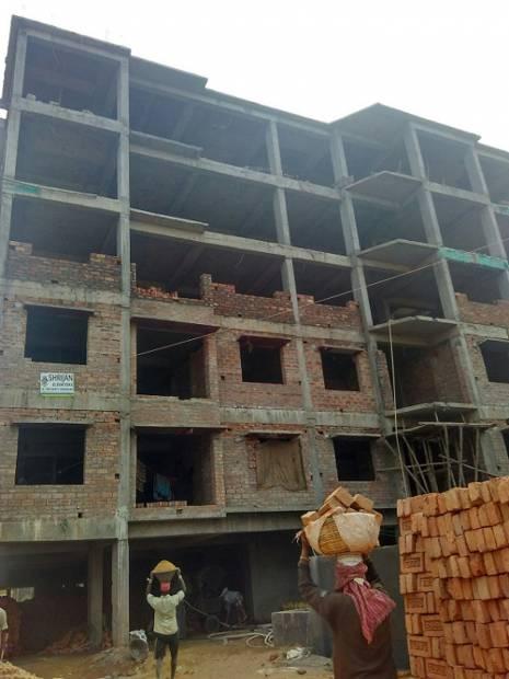 Images for Construction Status of Rupayan Su Casa Twins