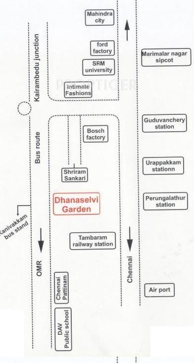 dhanam green villas in guduvancheri  chennai