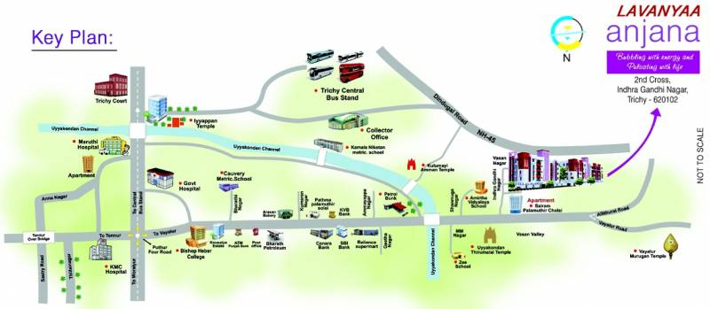 Images for Location Plan of Lavanyaa Anjana