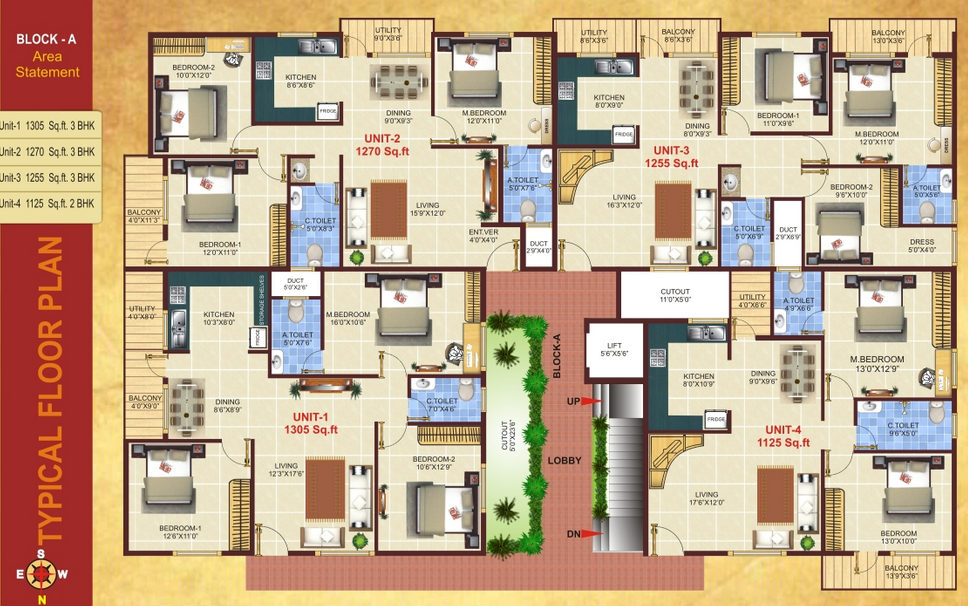 1125 sq ft 2 bhk 2t apartment for sale in sv infra jasmine for 1125 sq ft floor plan
