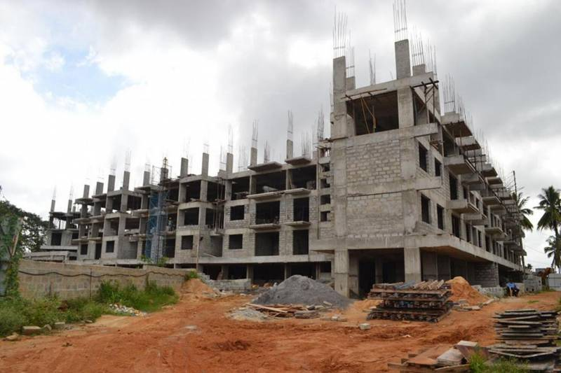Images for Construction Status of Unishire Verzure