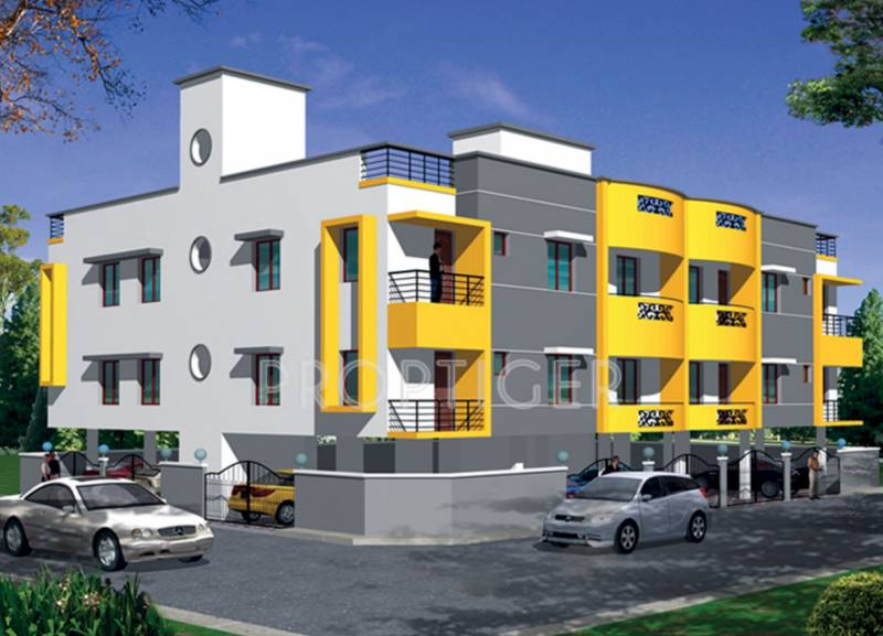Images for Elevation of EGB Builders Swaroopam