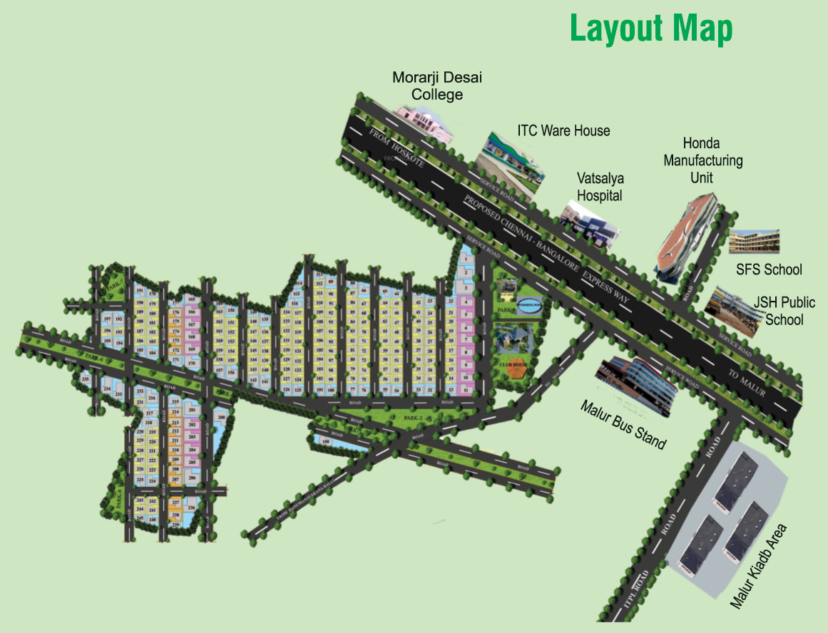 Abhyudaya Palm Meadows In Whitefield Hope Farm Junction