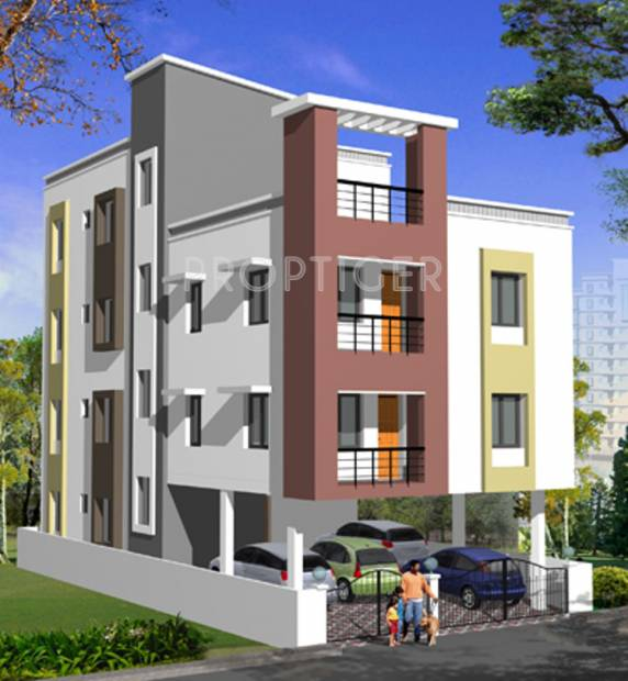 Images for Elevation of EGB Roopam