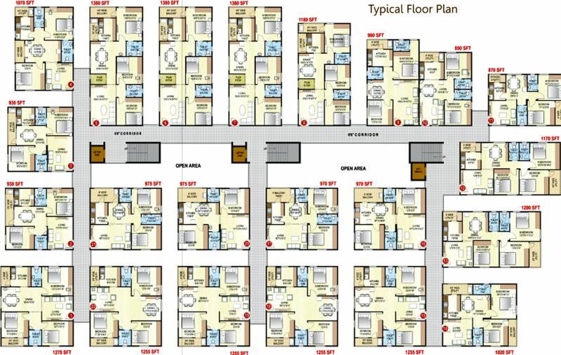 Images for Cluster Plan of MK MK Grand