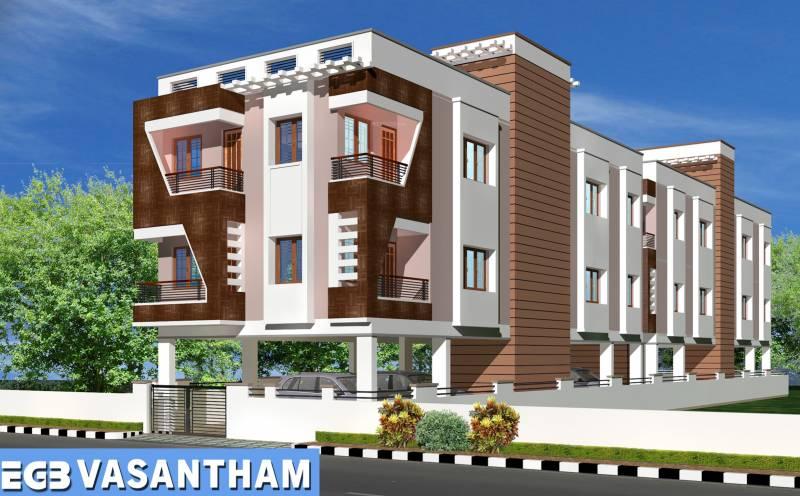 Images for Elevation of EGB Builders Vasantham
