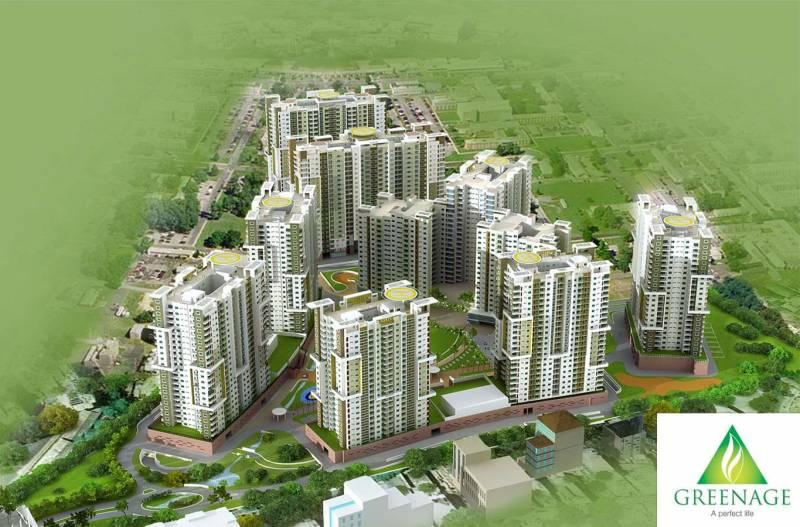 Images for Elevation of Salarpuria Sattva Greenage