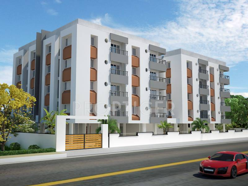 Images for Elevation of Ramaniyam Real Estates Maanas