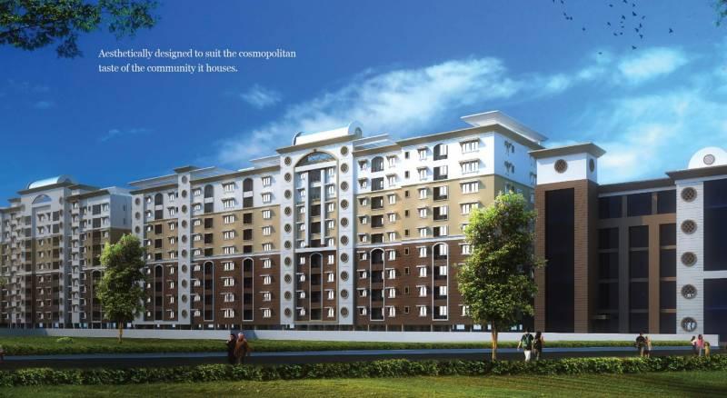 Images for Elevation of Adinath Aashirwad