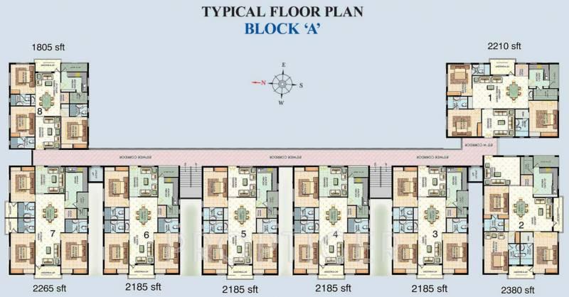 eden-park Images for Cluster Plan of Aditya Eden Park