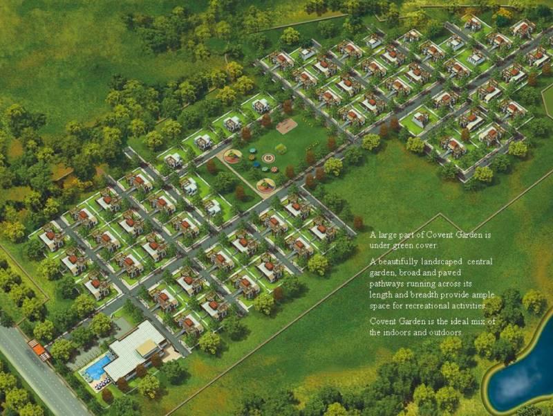 covent-garden Layout Plan