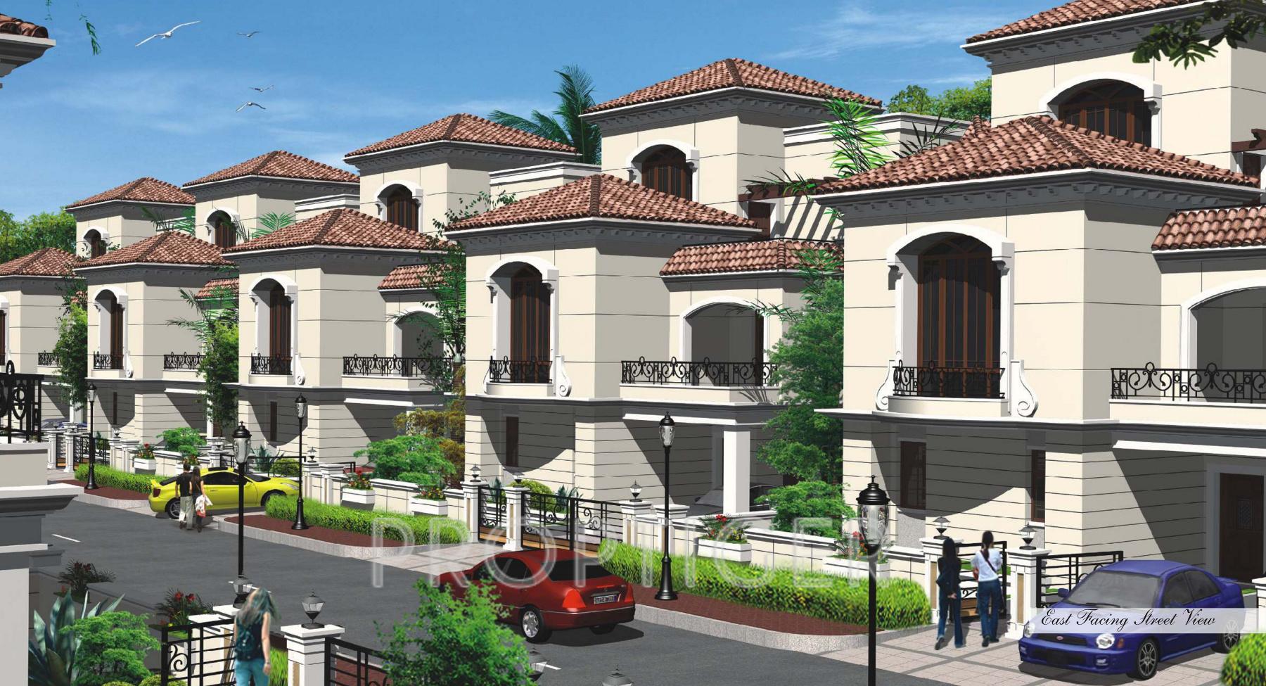 4790 Sq Ft 4 Bhk 4t Villa For Sale In Aditya Construction