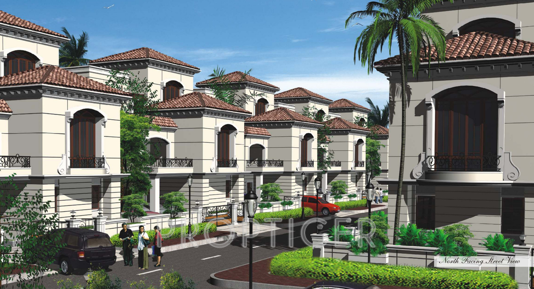 Aditya Construction Villa Grande In Kompally Hyderabad