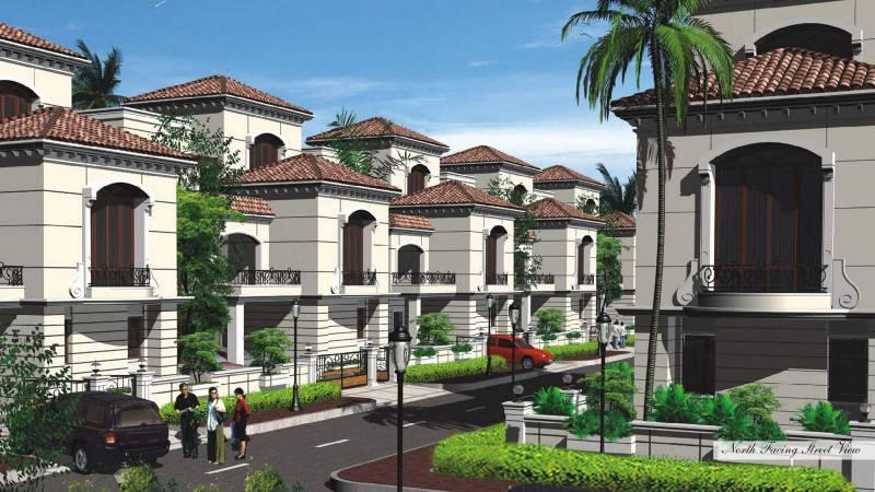 Images for Elevation of Aditya Villa Grande