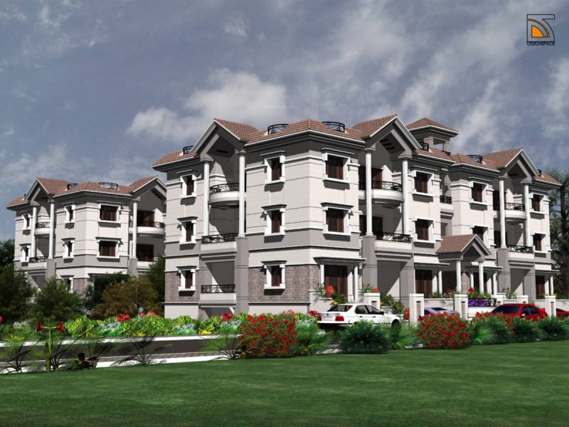 Images for Elevation of Aditya Hill Paradise 2