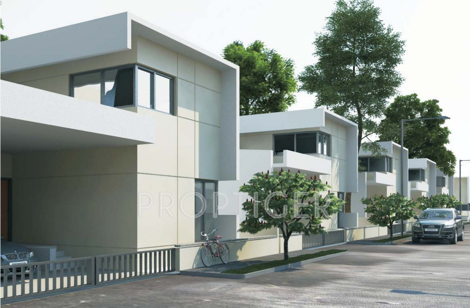 3600 sq ft 4 bhk 5t villa for sale in sark projects one for Greentown villas 1 extension