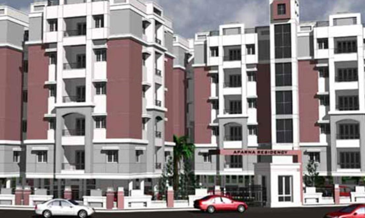 First Floor Elevation In Hyderabad : Aparna residency in kukatpally hyderabad price