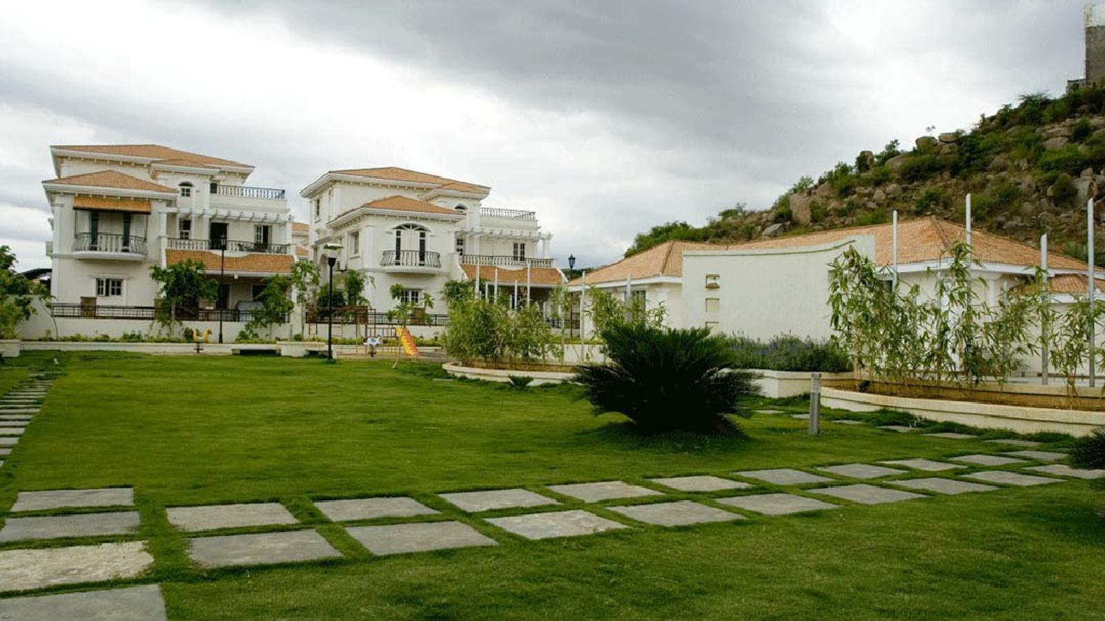 4000 sq ft 4 BHK 4T Villa for Sale in Aparna Constructions Senor