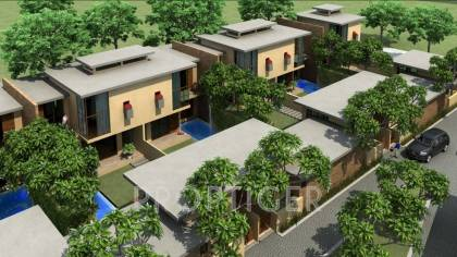 Images for Elevation of Ambuja Frangipani