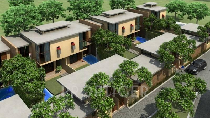 Images for Elevation of Ambuja Frangipani