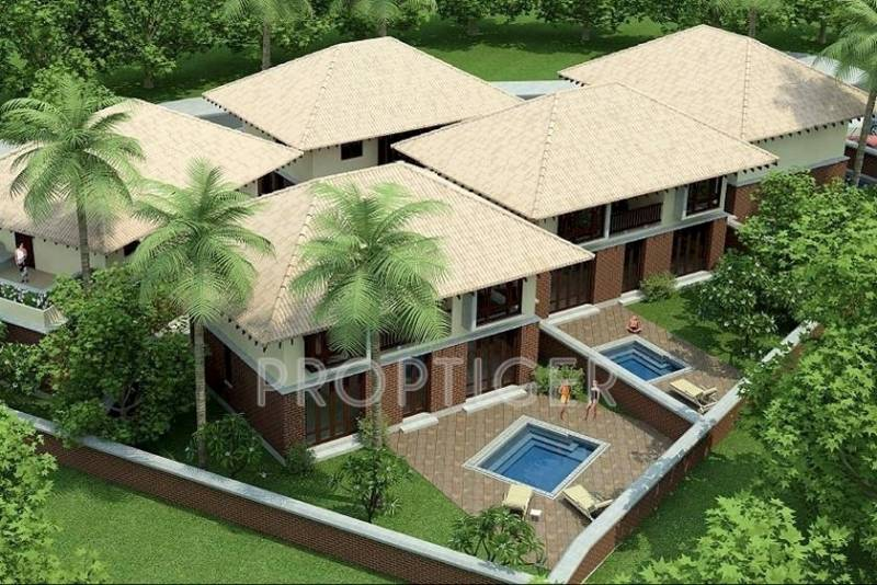Images for Elevation of Ambuja Hermitage