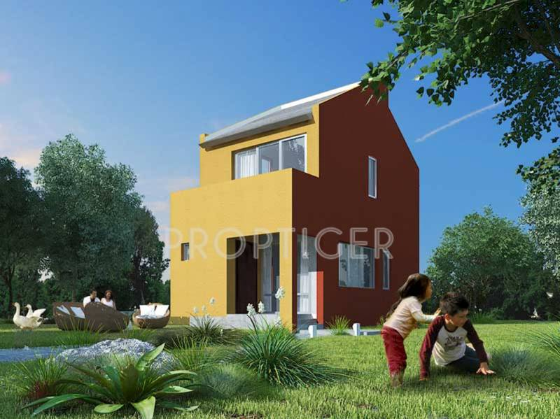 Images for Elevation of Ambuja Gardenia 1 and 2 Villa