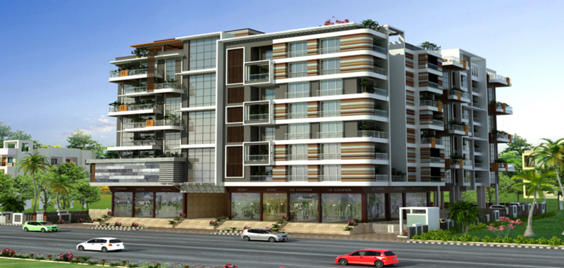 Images for Elevation of Green Amans Lifestyle