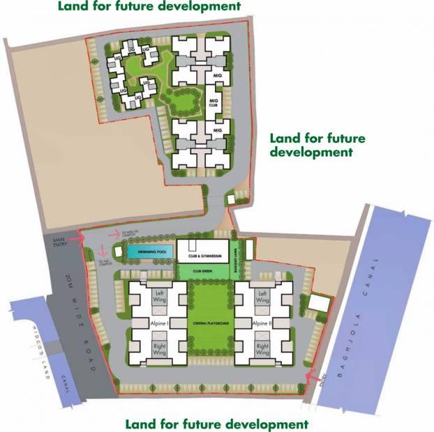 Images for Layout Plan of Shrachi Greenwood Nest