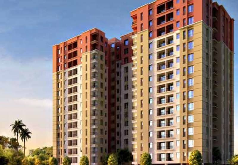 Images for Elevation of Siddha Aangan