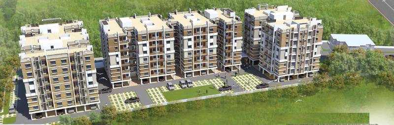 Images for Elevation of Shrachi Green View
