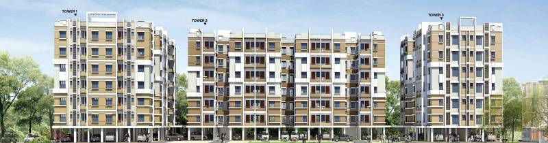 greenview Images for Elevation of Shrachi Green View