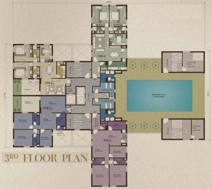 Images for Cluster Plan of Belani Convent Corner